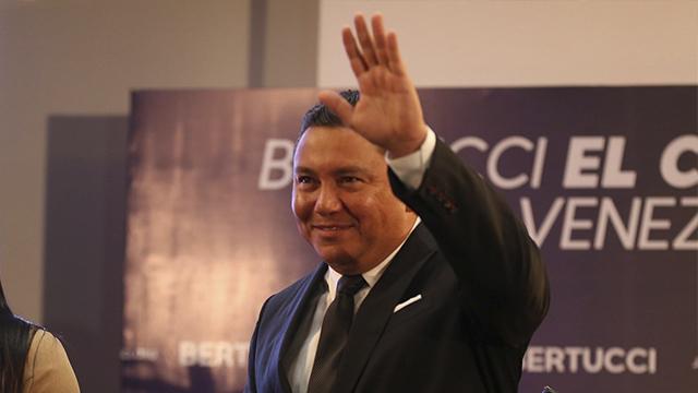 Javier Bertucci aseguró que Maduro «se dejaría hacer un revocatorio»