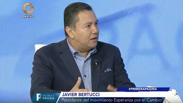 Javier Bertucci: Participar en elecciones es la opción más racional