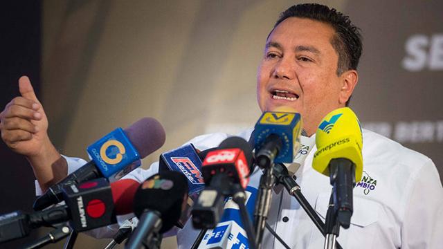 Bertucci: Votar es la única vía para cambiar el gobierno y devolver la institucionalidad al país