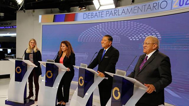 Bertucci, a Iris Varela: Ustedes volvieron leña el salario de los venezolanos y lo deben admitir
