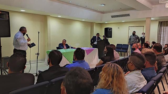 Más de 300 pastores de Apure asistieron a reunión liderada por Javier Bertucci