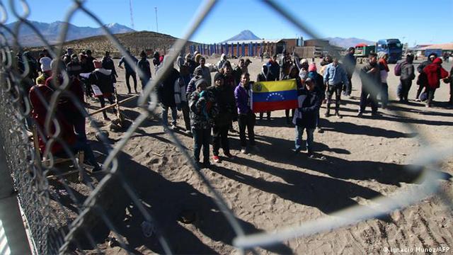 Diputado Bertucci rechazó actos xenófobos en contra de venezolanos