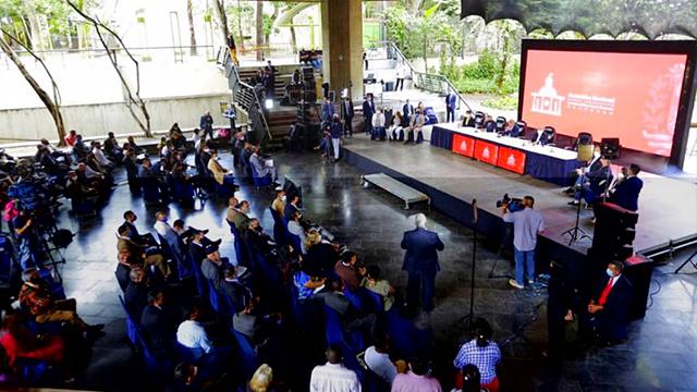 Comisión de Diálogo de Asamblea Nacional se reunió con Iglesia Cristiana de Venezuela