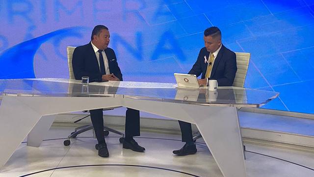 Bertucci: Vamos a recorrer el país para escuchar propuestas del sector empresarial